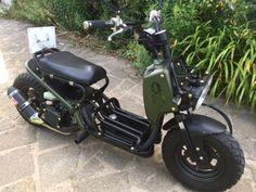 honda-zoomer-customised-motorcycle