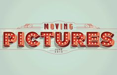 Pictures #typography