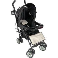 Carrinho de Bebê Galzerano Dorano Preto     Carrinho de Bebê Galzerano Dorano Preto, compacto e prático.