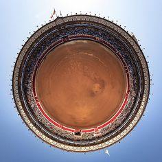 Plaza de Toros de #Santander #Cantabria #Semanagrande