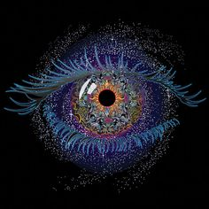 ♥ eye of our universe...