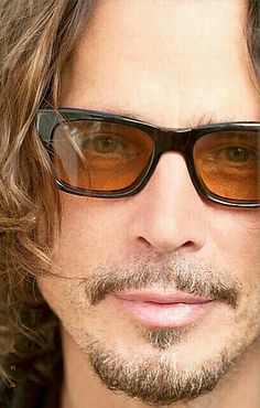 Chris Cornell by Ana. Credit goes to the photographer