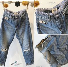👖 Jeans, jeans and more jeans! A classic that will 👏🏻🆒 never get old.  Order them in our e-shop: 🛒  #vipitalianfashion #fashion #madeinitaly #modaitaliana #clothing #jeans Denim Shorts, Jeans, Italian Fashion, Vip, Shopping, Clothes, Classic, Women, Italian Style Fashion