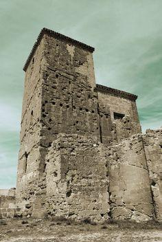 Castillo de Montearagón (Huesca, Spain)