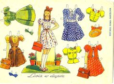 *1500 free paper dolls for Christmas at artist Arielle Gabriels The International Paper Doll Society and also free Asian paper dolls at The China Adventures of Arielle Gabriel *