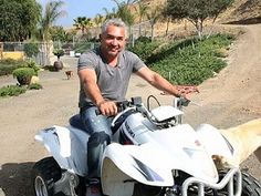 Cesar Millan's tips for summer safety ---  Good information and advice. Did you know you should NOT pour water on your dog, Britt? I didn't. Tara loves swimming in the creek and the lake, but I wish I had a swimming pool for her, just in case it ever gets warm this year!