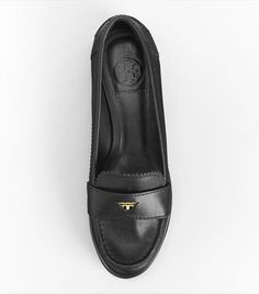 Tory Burch Pennie Leather Loafers clearance comfortable 5lk0JjaBFA