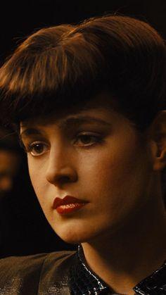 Recreating Rachael in 'Blade Runner - Gussie Creek Sean Young Blade Runner, Blade Runner 1, Indiana Jones Films, Cindy Wilson, Ridley Scott, Acting Tips, French Films, Retro Hairstyles, Indie Movies