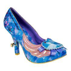 Irregular Choice womens Cinderella Faith in Dreams Heel #CourtShoe #BestPrice: $150.99 - $165.85 Grab NOW! @bestbuy9432