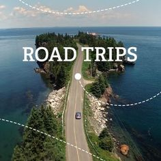 This summer, explore New Brunswick the way it was meant to be experienced. Jump in a car, hit the road, and take it all in. Looking for a little inspiration? Check out our featured road trips. East Coast Travel, East Coast Road Trip, Voyage Canada, New Brunswick Canada, Atlantic Canada, Visit Canada, Kayak, Travel Items, Canada Travel