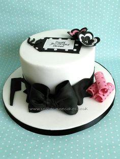 Hairdresser's Birthday Cake