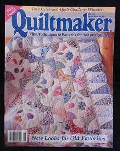 Quiltmaker magazine #50 1996 July