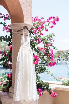 A Nautical Coral and Blue Destination Wedding Beach Wedding Attire, Destination Wedding, Wedding Dresses, Nautical Wedding, Wedding Planning Tips, Wedding Blog, Wedding Inspiration, Coral, Detail