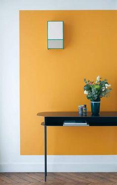 couleur-safran-comme- argument-décoratif