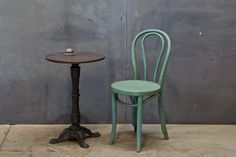 Cast Iron Vintage Industrial Cafe Table : Factory 20