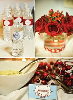 christmas party ideas | Christmas party idea | Seasonal Stuff