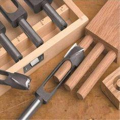 $9.9 AUD - 10 Size Tenon Dowel Plug Cutter 1/2-Inch Shank Tenon Maker Tapered Plug Cutter #ebay #Home & Garden