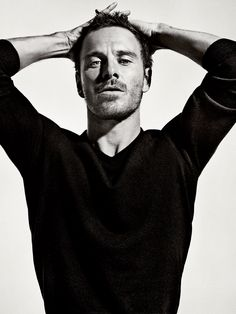 Something you can't buy: charisma by Michael Fassbender