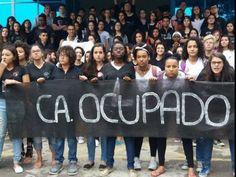 Cerca de 600 estudantes participam do encontro e a expectativa é de aumentar a ação