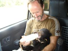 Nick Marx is the Director of Wildlife Rescue and Care for Wildlife Alliance, working at the Phnom Tamao Wildlife Rescue Center in Cambodia