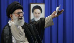 Khamenei says US faces 'punch in mouth' in upcoming Iran elections | GlobalPost