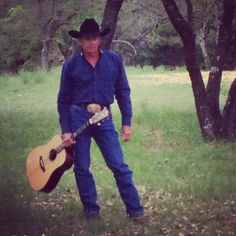 The King of Country Music - George Strait - Wrangler Western Spring 2013 Photo Shoot