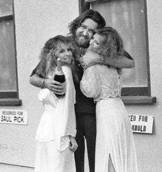 Stevie Nicks, Herbert Worthington III, and Robin Anderson (photo courtesy of Rosemary Cantali)