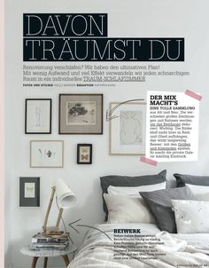 Featured: Bedroom Project in Couch Magazine // Avenue Lifestyle