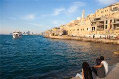 Puerto de Jaffa.