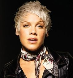 Alecia Beth Moore (born September better known by her stage name Pink (often stylized as P!nk), is an American singer-songwriter, musician and actress. Very sexy woman Pixie Bob Hairstyles, Winter Hairstyles, Cute Hairstyles, Textured Hairstyles, Short Pixie Bob, Short Hair Cuts, Short Hair Styles, Pixie Cuts, Best Short Haircuts