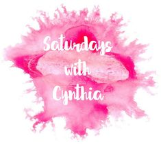 Saturdays With Cynthia — Do You Get Depressed When You Take Down Your Christmas Decorations? cynthiascolorfulmess.com Saturday, January 6, 2018