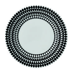 "Salad Plate 9"" Black - MOSAIC - Wedgwood - $20.00 - domino.com"