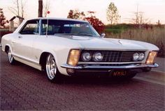 64' Riviera, why did we sell ours?????