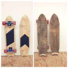 Cruiser Board Wood