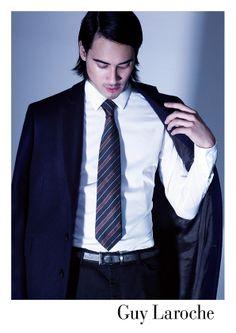 FW13: Men   Guy Laroche Guy Laroche, Young Men, Classy, Guys, Shirts, Fictional Characters, Chic, Dress Shirts, Fantasy Characters