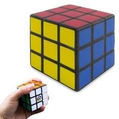 Balle Anti-Stress Rubik's Cube : Achat Cadeau Anti-Stress sur Rapid-Cadeau.com