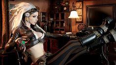 steampunk style vestimentaire - Recherche Google
