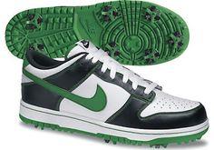 Nike Dunk NG White/Black-Court Green