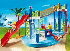 Playmobil Klettergerüst : Die 41 besten bilder von playmobil ♡♡♡ ferien badespaß und