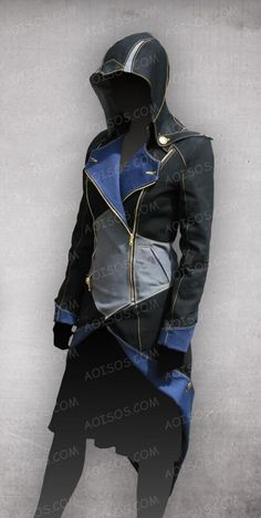 Assassin's creed jean jacket