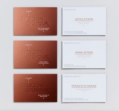 30 Stunning Business Cards | From up North