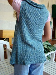 Pattern Tunisian Crochet Trapezoid Wrap by robinjedmundson Mais