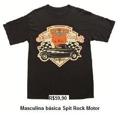 Para comprar: contato@spitrock.com.br