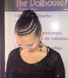 Bob, Hair Styles, Fashion, Braids Long Hair, Hairstyles For Natural Hair, Child Hairstyles, Nails, Hair Plait Styles, Moda