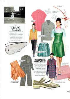 #Dagmar #tennisbag White edition spotted in #ELLE magazine