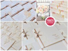 Wedding invitations and stationary by Porocni koticek