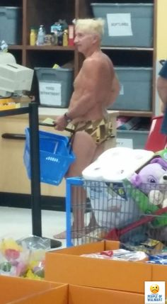 Walmart: Scaring Shoppers Since 1962   Daily Sanctuary