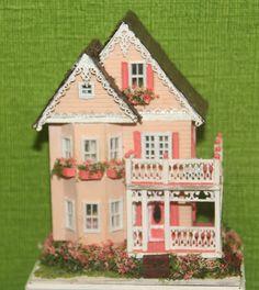 Fern Rouleau - 144 scale house
