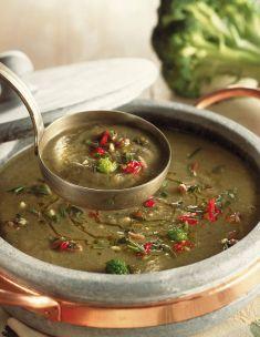 Zuppa ligure con castagne, lenticchie e broccoli - Tutte le ricette dalla A alla Z - Cucina Naturale - Ricette, Menu, Diete