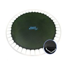 Upper Bounce 8 ft. Trampoline Jumping Mat - UBMAT-8-